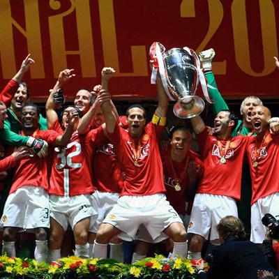 07-08 UEFA Champions Leauge Final