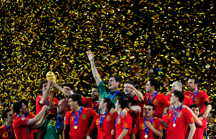 2010 FIFA World Cup South Africa Final