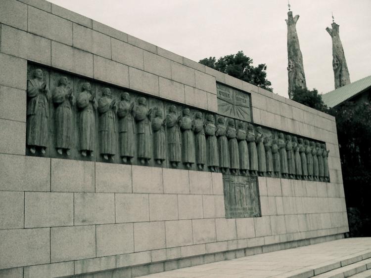 日本二十六聖人殉教地 2
