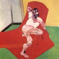 Portrait of Lucian Freud – Francis Bacon